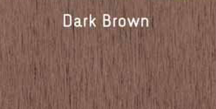 PLINTHE COMPOSITE dark brown BRUN 10 x 60 x 2900    hs