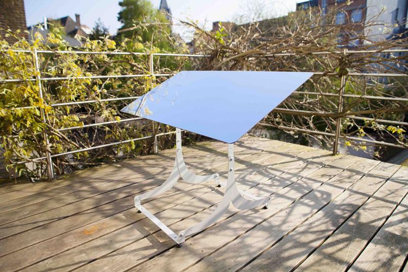 Reflecteur de lumi re pour jardin ecobati - Reflecteur de lumiere fait maison ...