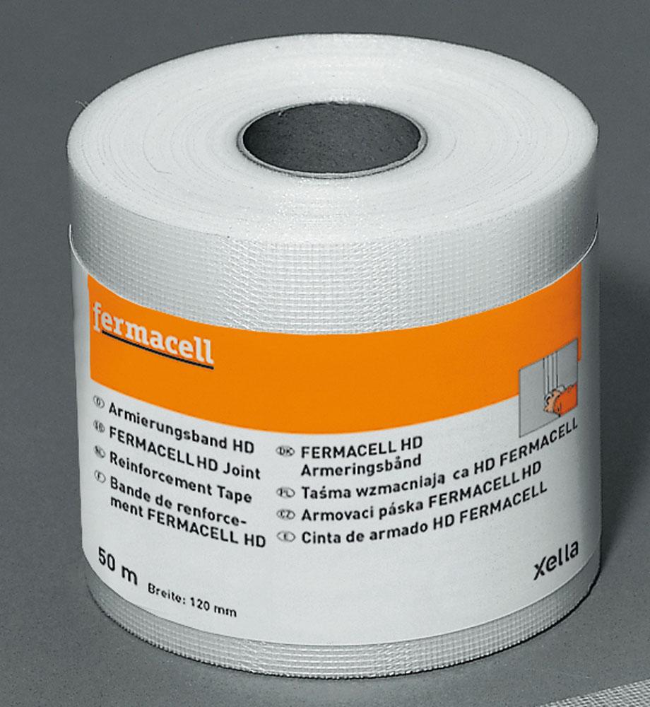 BANDE FERMACELL BA 60MM 45M AUTOCOLLANTE  79028
