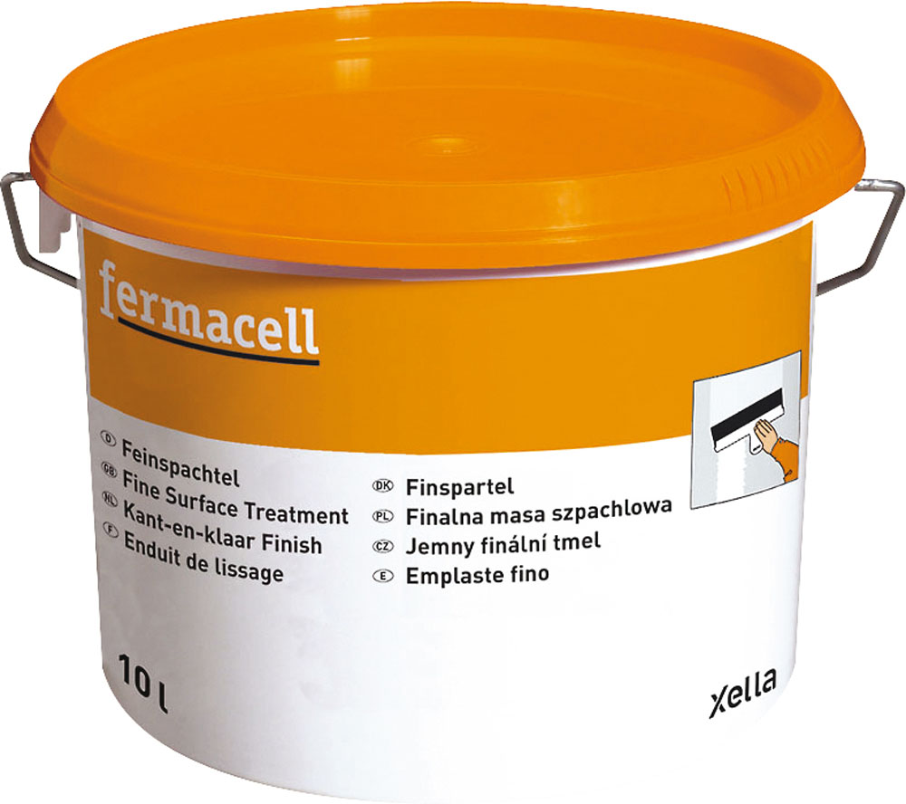 LISSAGE FERMACELL 10L  79002