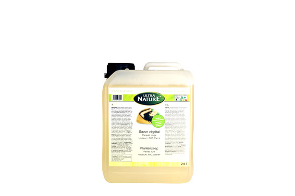 2.5L SAVON VEGETAL ULTRANATURE 651
