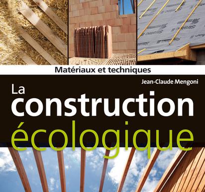 CONSTRUCTION ECOLOGIQUE
