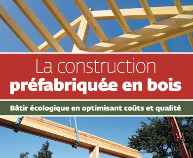 CONSTRUCTION PREFABRIQUEE EN BOIS hs